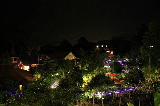 Spring Valley Resort : Вид с Балкона.