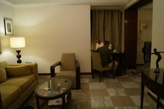 The Imperial Hotel : Our Suite