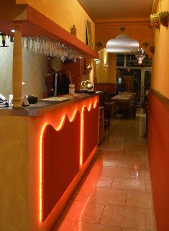 Les Saveurs du Maroc : Bar