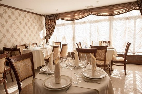 Restaurant Gornaya Rezidentsiya