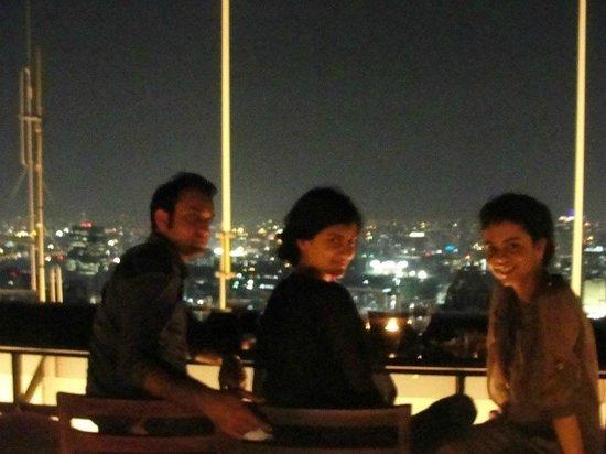 Banyan Tree Bangkok: Rooftop bar