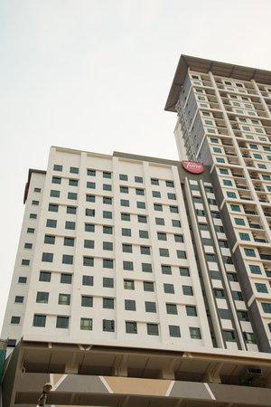 Tune Hotel DPulze Cyberjaya