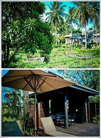 Anantara Mai Khao Phuket Villas: view of lagoon