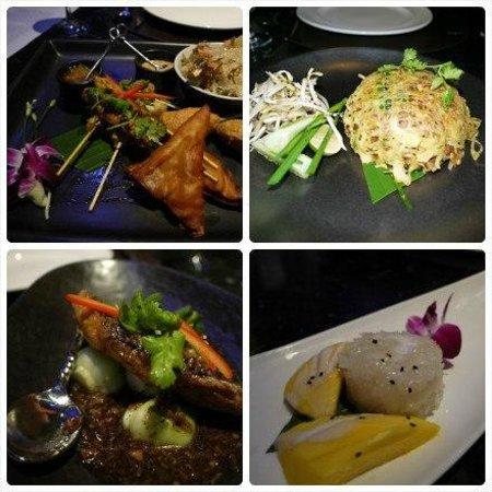 Anantara Mai Khao Phuket Villas: food from restaurant