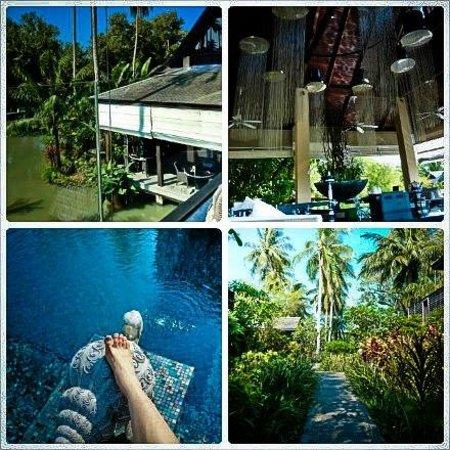 Anantara Mai Khao Phuket Villas: Tree house bar