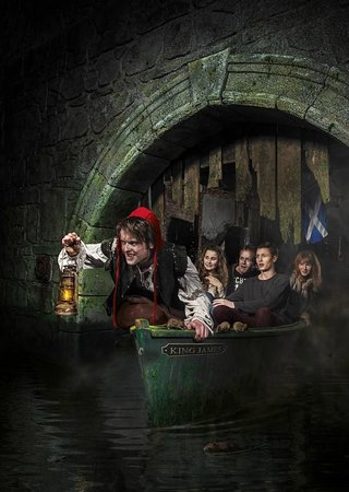 ‪The Edinburgh Dungeon‬