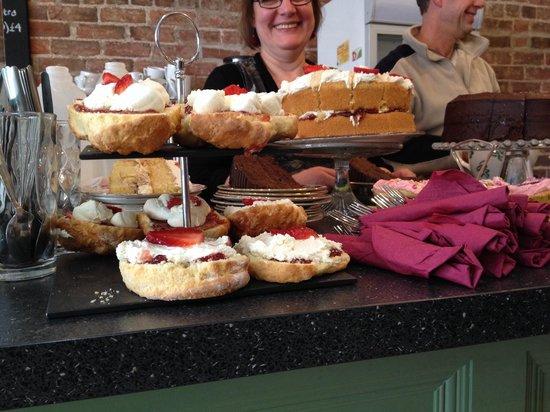 Image No. 46 Coffee Shop in North Wales