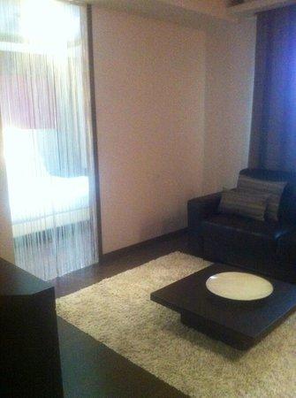 Winter Garden Hotel : Suite