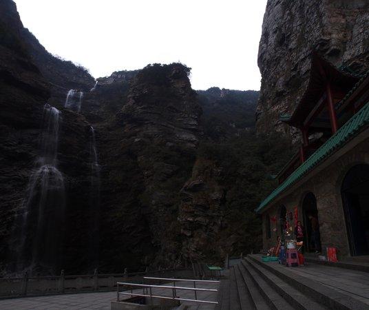 Mt. Lushan National Park: San Die Quan