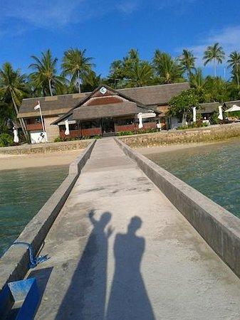 Wakatobi Dive Resort: RECEPTION
