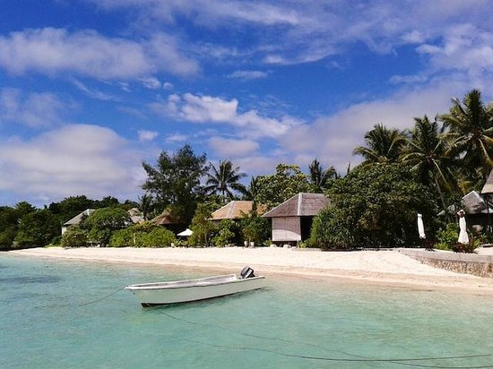 Wakatobi Dive Resort: Ocean Bungalow