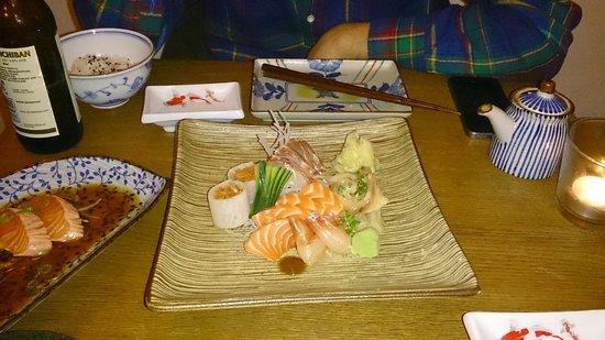 Gingi Sushi Sashimi: 本物の和食(本場の味)&生粋の日本(千葉県)出身シェフで大満足。ベルリンなら唯一お薦めのできるお店です。
