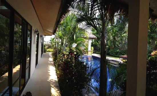 Pa Prai Villa At The Plantation: Private Pool