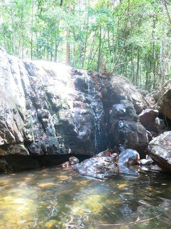 Phu Quoc Waterfall : водопад в марте