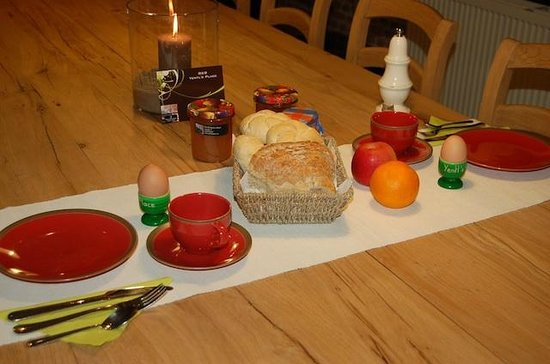B&B Yentl's Place: ontbijt