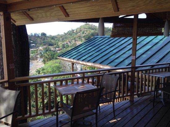 Caribbean Kitchen at Castara Retreats: Walking in
