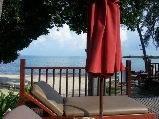 Amari Koh Samui : View of sea from pool area