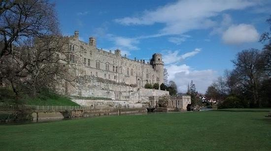 Warwick Castle: beautiful