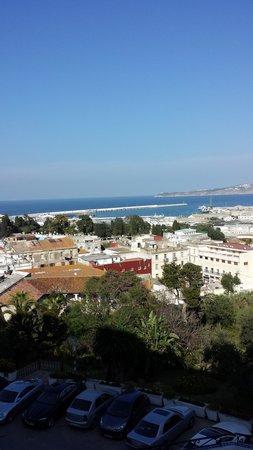 El Minzah Hotel : Idem a mediodía