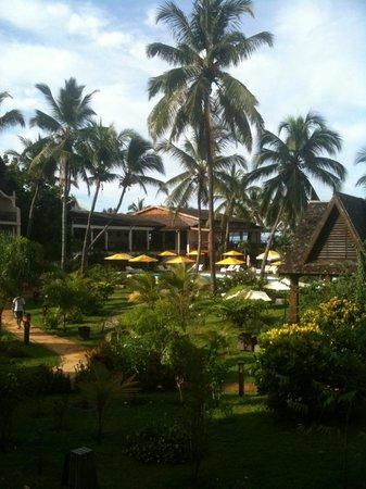 Royal Beach Hotel: Vue de ma chambre