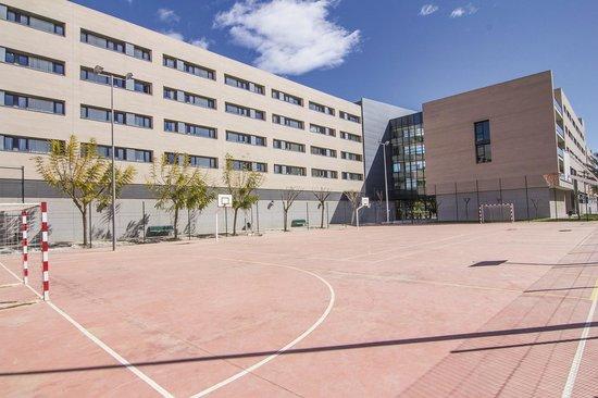 Villa Alojamiento Y Congresos: Zona polideportiva