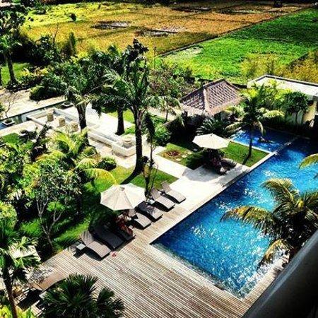 favehotel Umalas: Pool view