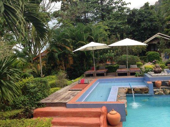 Kwaimaipar Orchid Resort Spa & Wellness: Бассейн