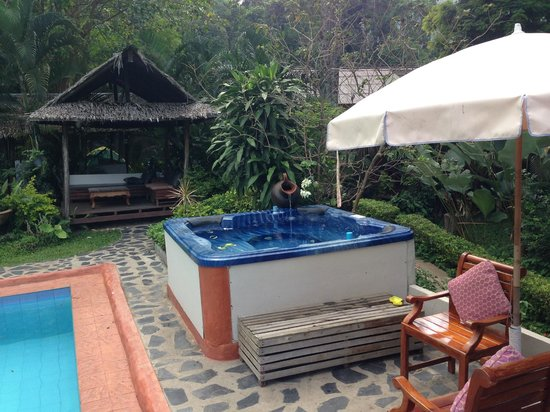 Kwaimaipar Orchid Resort Spa & Wellness: Джакузи