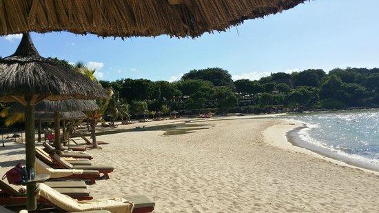 Club Med La Plantation d'Albion : Spiaggia principale