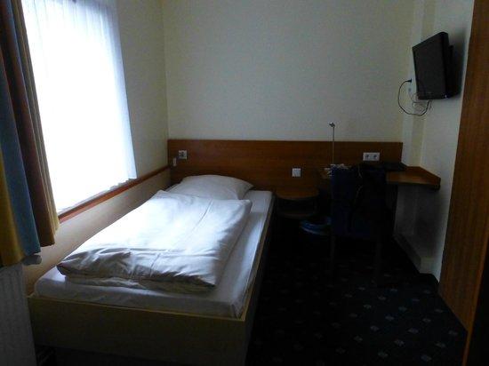 Hotel Heldt: Zimmer 1 (Einzel)