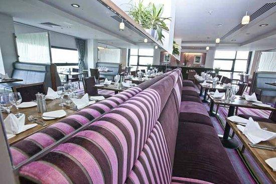 Fahrenheit Rooftop Restaurant - Crowne Plaza Dundalk