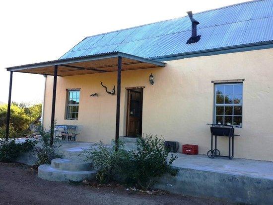 Wolverfontein Karoo Cottages: Accomodation