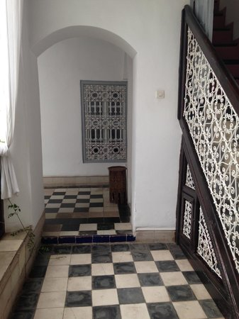Riad Tizwa: 1st floor