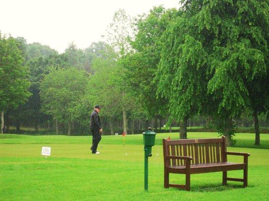 Aboyne Golf Club: La partie arborée du parcours