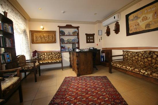 Hanedan Hotel: Lobby