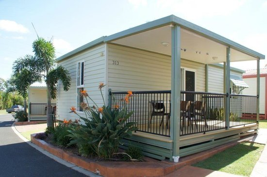 Brisbane Holiday Village: Alfresco Cabin