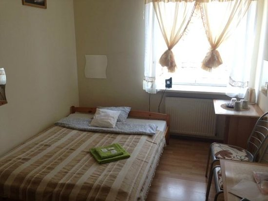 Pokoje Florida: The room I stayed in.
