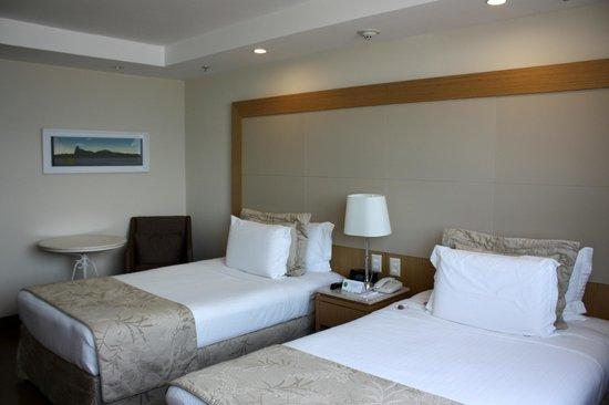 Hilton Rio de Janeiro Copacabana: Hotelzimmer I