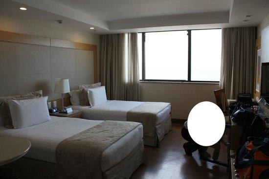 Hilton Rio de Janeiro Copacabana : Hotelzimmer II