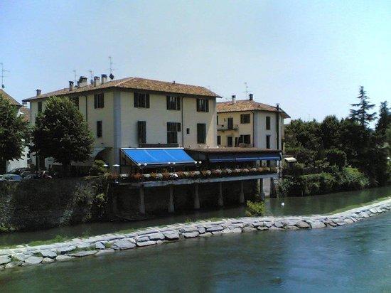 il ponte di Canonica - Picture of Terrazza Manzotti, Canonica d\'Adda ...