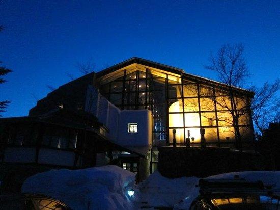 The Phat House: 外観夜景編