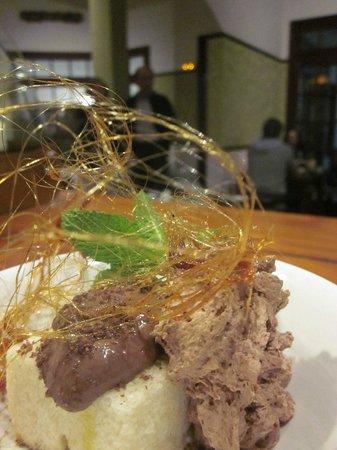 Tasca Fandango: Pan con aceite y chocolate