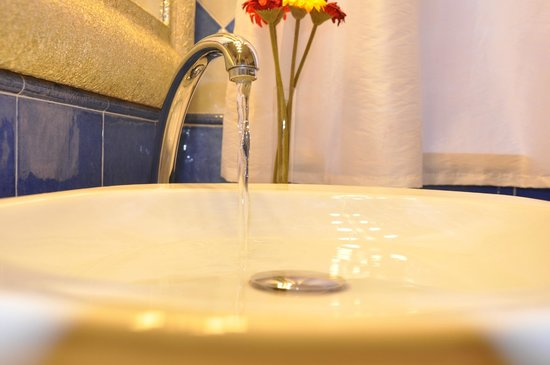Villa Angelina : Salle de bain