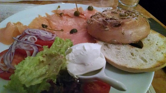 Cafe Lounge : Bagel