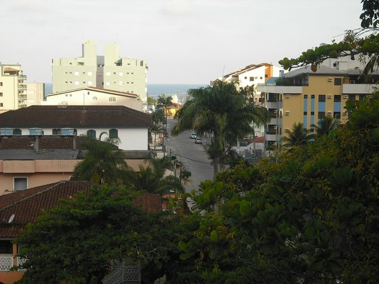 Hotel Coquille - Ubatuba: Melhor localização da melhor praia!