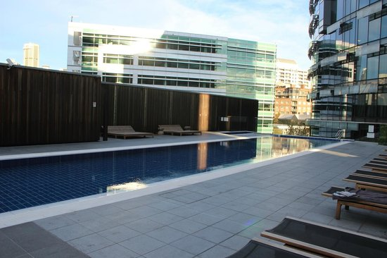The Darling : Pool Area