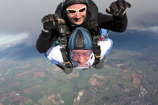 GoSkydive: You will feel like Peter Pan free-falling from 15000 feet