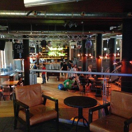 Generator Hostel Dublin : Generator Hostel - Lounge/Bar