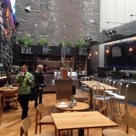 Generator Hostel Dublin- Caffe