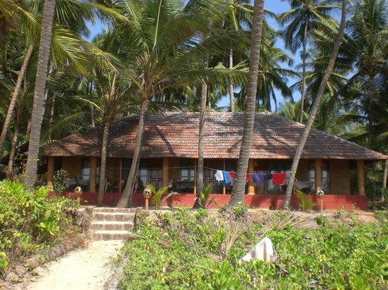 Chera Rock Beach House : Deluxe cottage